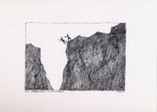 Paul Flora - 06. Das Verbrechen im Gebirge