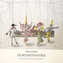 Paul Flora - Durcheinander