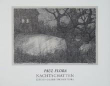 Paul Flora - Nachtschatten