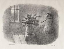 Paul Flora - Hexenbukett