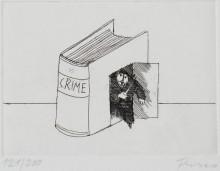 Paul Flora - Crime