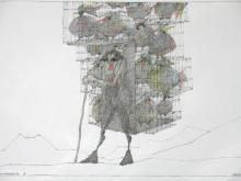 Paul Flora - 19. Ein Vogelhändler II
