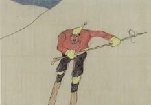 Paul Flora - 31. Skipionier