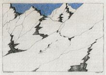 Paul Flora - 89. Gletschertour