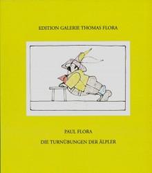 Paul Flora - Die Turnübungen der Älpler
