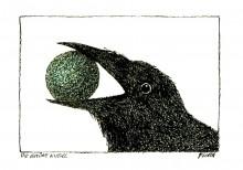 Paul Flora - 03. Die grüne Kugel