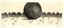 Paul Flora - Große Kugel