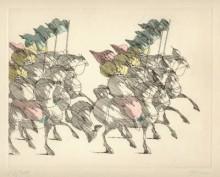 Paul Flora - Türkischer Marsch