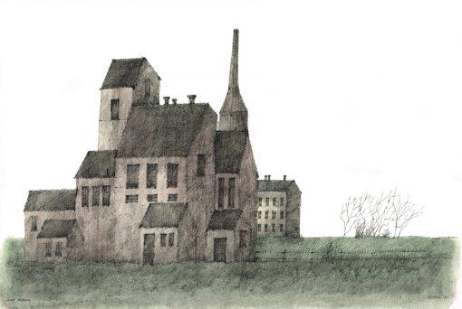 Paul Flora Alte Fabrik