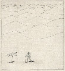Paul Flora - Nach Timbuktu