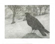 Paul Flora - Zu Edgar Allen Poe