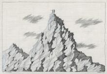 Paul Flora - Am Gipfel