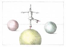 Paul Flora - Balance