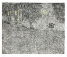Paul Flora - Notturno
