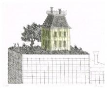 Paul Flora Penthouse, nostalgisch