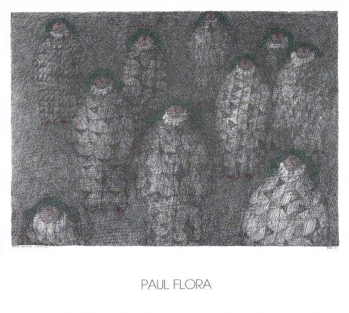 Buch Paul Flora Bloch 1982