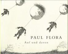 Buch Paul Flora Auf und davon