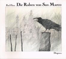 Buch Paul Flora Die Raben von San Marco