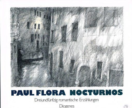 Buch Paul Flora Nocturnos