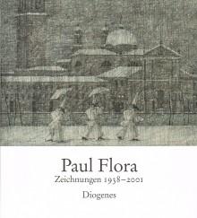 Buch Paul Flora Zeichnungen 1938-2001